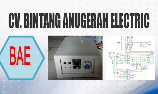 CV. Bintang Anugerah Electric