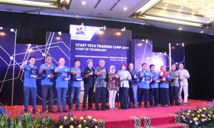 Start Tech Training Camp Kategori Tenant dan Kategori Inkubator