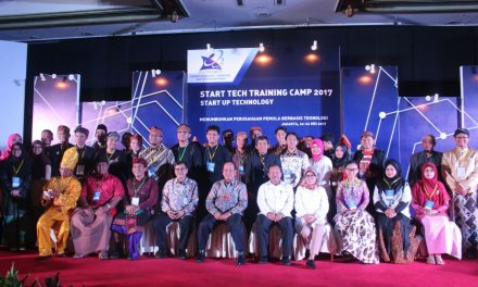 Juara Start Tech Training Camp Kategori Tenant dan Kategori Inkubator