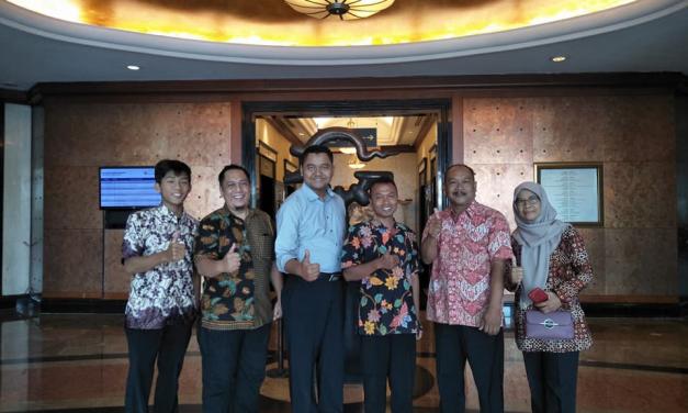 Inkubator Bisnis Berbasis Teknologi LPPM UPGRIS mengikuti Workshop Rencana Aksi dan Pendanaan PPBT