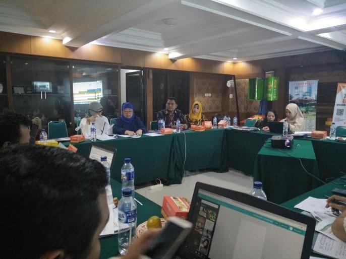 IBBT-LPPM UPGRIS menjadi tuan rumah Monev Awal kegiatan PPBT 2018