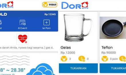 DORA APPS – DONOR DARAH APPLICATION